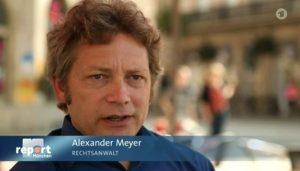 RA Meyer im Interview bei Report München